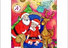 Libri. L'apprendista di Babbo Natale, una toccante favola firmata da Bonifacio Vincenzi.