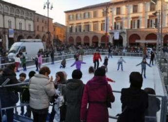 Forlì. La pista di pattinaggio piace, oltre 1.500 ingressi tra grandi e piccini