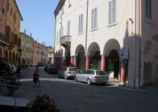 Bagnacavallo. Lavori alla pavimentazione di via Mazzini, modifiche alla viabilibità.