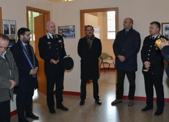 Lugo. Inaugurata l'ala riqualificata della caserma dei Carabinieri.