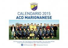 Rimini. La Marignanese ha presentato il proprio calendario per l'anno 2015.