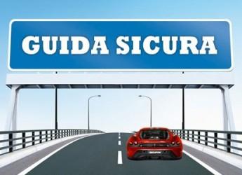 Faenza. Piazzale di via Maestri del Lavoro chiuso al traffico per l'inizio dei corsi di guida sicura di Top Driver.