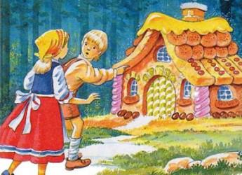 Cesena. Hansel e Gretel arrivano alla Rocca Malatestiana per la rassegna 'digerire i classici'.