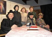 Riolo Terme. Ultimi appuntamenti con la rassegna dialettale al teatro comunale.