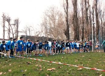 Lugo. Oltre 130 studenti al parco il Tondo per la campestre delle scuole medie.
