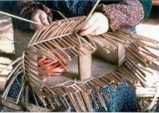 Bagnacavallo. L'Ecomuseo delle erbe palustri ospite alla fiera forlivese 'Sapeur' con artigianato e antichi mestieri.
