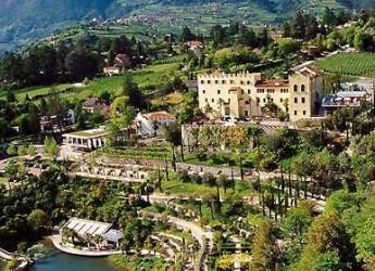 Merano. I Giardini di Sissi hanno registrato una stagione molto positiva, quasi 390mila gli ospiti.
