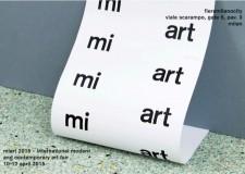Milano. Più di 40 artisti internazionali a confronto per Miart, la fiera internazionale d'arte moderna e contemporanea.