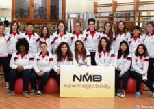 Rimini. Le ragazze della squadra femminile di calcio fanno incetta di sponsor, arriva la palestra New Magic Body.