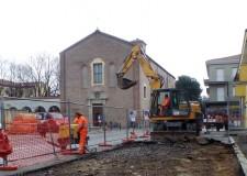 Rimini. Lavori pubblici, cantieri aperti in centro per la terza fase del progetto 'Anello delle nuove piazze'.