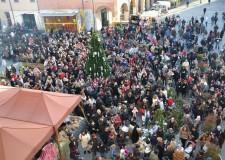 Bagnacavallo. In piazza della Libertà torna la befana per una grande festa.