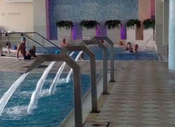 Rimini. A Riminiterme tutto esaurito per l'inaugurazione delle nuove piscine termali