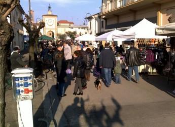 Sant'Agata sul Santerno. Il Natale continua con il mercatino degli auguri.
