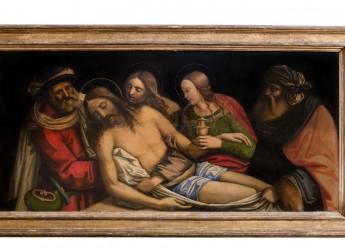 Emilia Romagna. Rimini: 9 'vie' sulla grande arte. Inaugura il 'Compianto sul Cristo' di Benedetto Coda.