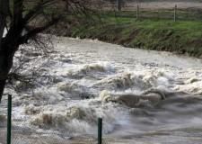 Ravenna. Maltempo. Nuova allerta della Protezione Civile per fiumi e corsi d'acqua.