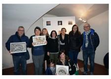 Ravenna. La mostra #Explore_Ra prosegue fino al 20 febbraio, consegnati i mosaici ai tre vincitori.