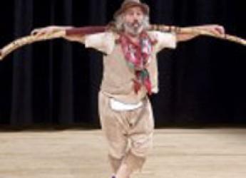 Faenza. Alla Casa del teatro l'arte dell'attore tra Oriente e Occidente, da Sancio Panza all'India.