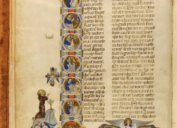 Cesena. La 'Bibbia Francescana' della Malatestiana sarà esposta alla galleria dell'Accademia di Firenze per la mostra 'L'arte di Francesco'.