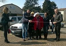 Cotignola. Inaugurato il servizio gratuito di trasporto sociale per l'accompagnamento ai presidi ospedalieri della provincia di Ravenna.