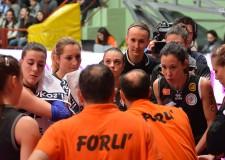 Domenica al Palacredito le Aquilotte giocano contro Bergamo