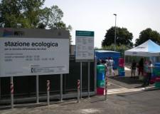 Rimini. Un cattolichino in testa alla lista regionale dei frequentatori delle stazioni ecologiche, nel 2014 ha registrato ben 158 accessi.