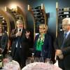Cesena. Al Vinitaly il ministro Giuliano Poletti ha brindato con il Pignoletto di Cevico. Apprezzato l'impegno per l'export agroalimentare dell'Emilia Romagna.