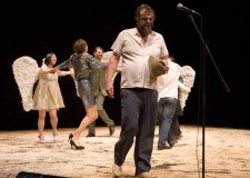 Riccione. Al Teatro del Mare va in scena 'La rabbia', la dedica di Pippo Delbono a Pier Paolo Pasolini.