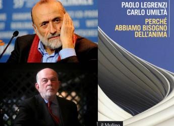Lugo. Presentato in contemporanea con Catania il libro 'Perché abbiamo bisogno dell'anima' alla Salone Estense.