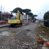 Rimini. Entra in funzione la nuova rotatoria tra via Losanna e via Costantinopoli. Il prolungamento di via Roma verso Riccione continua.