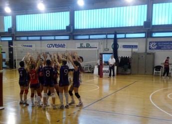 Rimini. Pallavolo interprovinciale. Il punto sul campionato. Triplo successo per l'under 13 rosa.