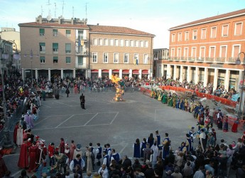 Cotignola. Tutto è pronto per la Festa della Segavecchia, l'evento tradizionale di rievocazione storica che è parte della Romagna.