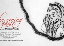 Rimini. La mostra di Monica Pratelli 'The crying game' inaugura alla Bruno Bernardi Lampadari.