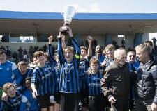 Bellaria Igea Marina. L'Atalanta si aggiudica il torneo di calcio giovanile dedicato a Pecci.