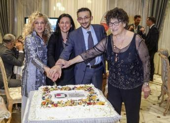 Riccione. Raccolti 12mila euro per la ricerca alla tradizionale cena della solidarietà dei volontari IOR. Quasi 200 i partecipanti all'evento.