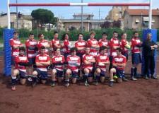 Rimini. Rugby. I ragazzi dell'under 18 non sconfitti dai diretti avversari per la seconda piazza in classifica. Campionato chiuso.