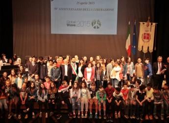 Lugo. Grande partecipazione al convegno pubblico 'Settembre 1944 – aprile 1945, il Racconto di Lugo' al Teatro Rossini.