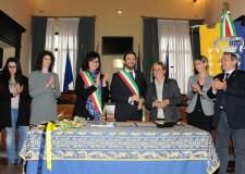 Cervia. Firmato il Patto di amicizia con la città di Guiglia nel modenese.