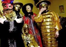 Ravenna. Gli psicadelici Goat in concerto al Bronson. Oggi è considerata una delle migliori live band in circolazione.