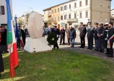Lugo. Inaugurato il monumento dedicato al 1st Jaipur Infantry in memoria dei soldati indiani che entrarono in città il 10 aprile del 1945.