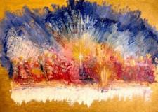 Piacenza. Al Castello di Paderna in anteprima assoluta verrà presentata 'L'ultima cena' di Davide Foschi, una luminosa reinterpretazione dell'opera di Leonardo.