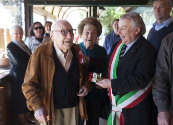 Ravenna. Lutto nel mondo del calcio cittadino. E' morto a 105 anni il portiere Terzo Ricci detto 'Garibaldi'.