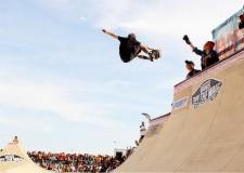 Riccione. A fine maggio il contest internazionale di skateboard Vans sarà protagonista a Riccione, un evento che richiama 10mila persone.