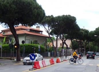 Rimini. Il progetto 'Fila dritto' continua, realizzati 8 dei 21 interventi per la fluidificazione del traffico.