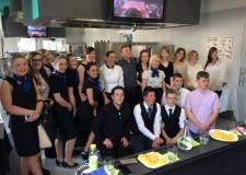 Forlimpopoli. Gli studenti della Lifestyle Accademy di Newcastle in visita a Casa Artusi, un viaggio alla scoperta del benessere e della qualità della vita.