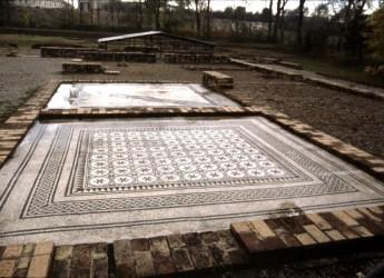 Ravenna. Russi. Arts of Italy. Il mosaico della Villa Romana entra di diritto tra le 10 opere selezionate.