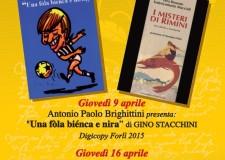 """San Mauro Pascoli. Parte questa sera la rassegna """"Tempo Libro 18″ con le poesie di Gino Stacchini."""