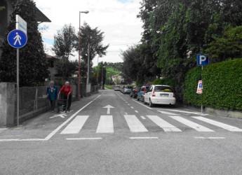 Cesena. A Ponte Abbadesse completato il piano per la sicurezza stradale. Un progetto di oltre 22mila euro per diversi interventi.