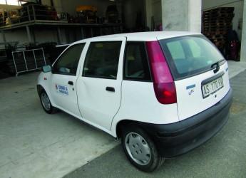Bagnacavallo. Asta pubblica per la vendita di tre automezzi di proprietà del Comune: due Fiat Punto e un furgone Ford Transit.