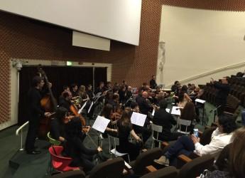 Ravenna. Al Palacongressi grande successo per l'orchestra sinfonica dei giovani allievi del Verdi e del Lettimi. Si replica a Rimini.