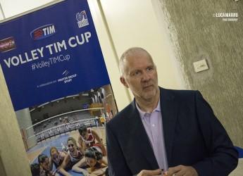 La Volley Tim Cup a scuola contro il cyberbullismo